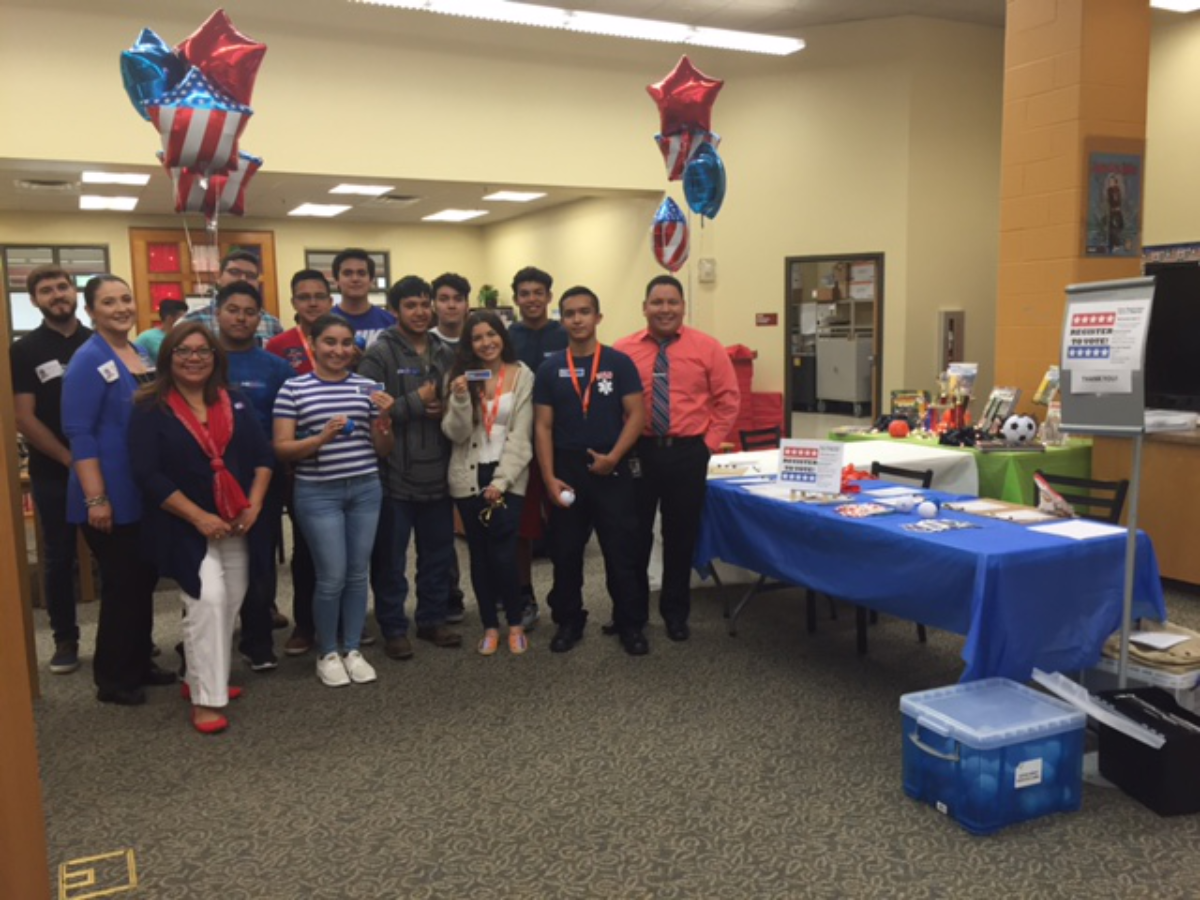 UTRGV KV Registration Drive